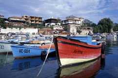 EUROPE BULGARIA NESEBAR Stock Photography