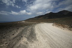 EUROPE CANARY ISLANDS FUERTEVENTURA Royalty Free Stock Images
