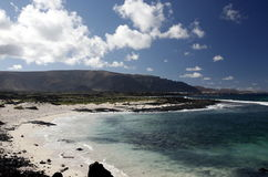 EUROPE CANARY ISLANDS LANZAROTE Royalty Free Stock Photography