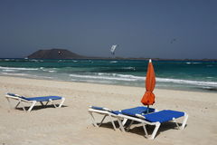 EUROPE CANARY ISLANDS LANZAROTE Stock Photography