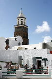 EUROPE CANARY ISLANDS LANZAROTE Royalty Free Stock Image