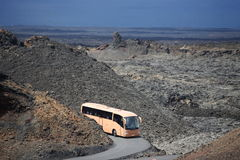 EUROPE CANARY ISLANDS LANZAROTE Royalty Free Stock Images
