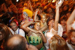 EUROPE CANARY ISLANDS LAS PALMAS CARNEVAL Stock Photography