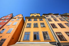 Europe classic building Royalty Free Stock Images