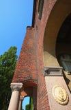 Europe classic building Stock Photos