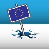 Europe crisis Stock Photo