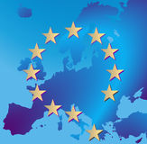 Europe crisis Greece Royalty Free Stock Image
