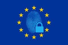 europedane nowy prawo royalty ilustracja