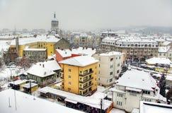 europe ekstremum zima Obrazy Stock
