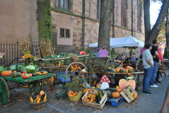 Europe in the Fall. Harvest signifies fall festivals across Europe Royalty Free Stock Photo