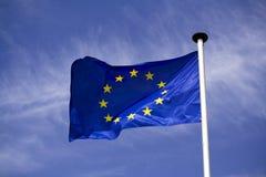 Europe Flag Stock Photos