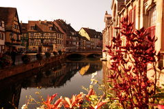 EUROPE FRANCE ALSACE Royalty Free Stock Photos