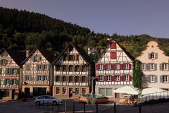 EUROPE GERMANY BLACKFOREST Royalty Free Stock Photography