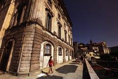 EUROPE ITALY LAGO MAGGIORE Royalty Free Stock Photo