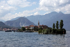 EUROPE ITALY LAGO MAGGIORE Royalty Free Stock Photography