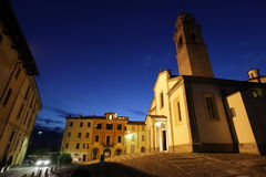EUROPE ITALY LAGO MAGGIORE Stock Photography
