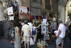 EUROPE ITALY SICILY Royalty Free Stock Photo