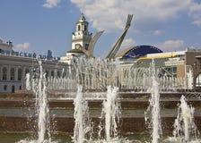 europe kwadrat Moscow Zdjęcia Stock