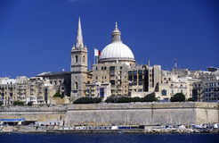 EUROPE MALTA VALLETTA Royalty Free Stock Photography