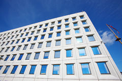 Europe modern buildings Royalty Free Stock Photography