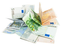 Europe notes Stock Photos