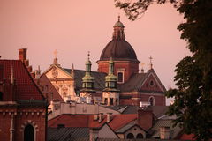 EUROPE POLAND CRACOW HAWAL Royalty Free Stock Photos