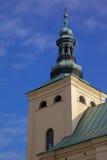 Europe, Poland, Rzeszow, Bernardine Complex Convent & Holy Mary Assumption Church Stock Photo
