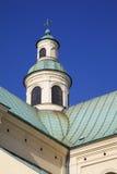 Europe, Poland, Rzeszow, Bernardine Complex Convent & Holy Mary Assumption Church Royalty Free Stock Photos