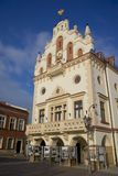 Europe, Poland, Rzeszow, Old Town, Market Square, City Hall Stock Photos