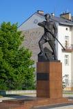 Europe, Poland, Rzeszow, War Memorial Royalty Free Stock Photos