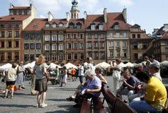 EUROPE POLAND WARSAW Stock Photo