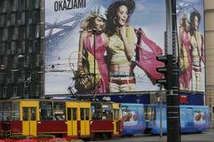 EUROPE POLAND WARSAW Royalty Free Stock Photography