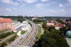 EUROPE POLAND WARSAW Royalty Free Stock Images