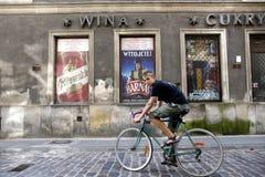 EUROPE POLAND WARSAW Royalty Free Stock Image