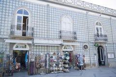EUROPE PORTUGAL ALGARVE TAVIRA OLD TOWN Stock Photography