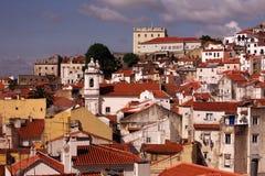 EUROPE PORTUGAL LISBON BAIXA CITY CENTRE Stock Photography