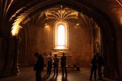 EUROPE PORTUGAL LISBON BELEM JERONIMOS MONASTERY Royalty Free Stock Photos