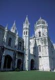 EUROPE PORTUGAL LISBON BELEM JERONIMOS MONASTERY Royalty Free Stock Image