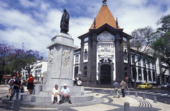 EUROPE PORTUGAL MADEIRA FUNCHAL Royalty Free Stock Image