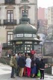 EUROPE PORTUGAL PORTO ARCHITECTURE SHOP Stock Photos