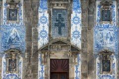 EUROPE PORTUGAL PORTO IGREJA DE SANTA CLARA CHURCH Stock Image