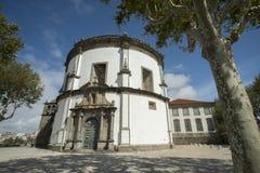 EUROPE PORTUGAL PORTO MOSTEIRO DA SERRA DO PILAR Royalty Free Stock Photography