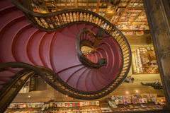 EUROPE PORTUGAL PORTO RIBEIRA LIVRARIA LELLO Stock Photo