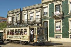EUROPE PORTUGAL PORTO TRANSPORT FUNICULAR Royalty Free Stock Image