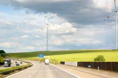 Europe. Road Stock Photos
