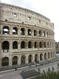 Europe rome view monuments colosseo stock photo