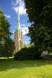 Europe, Scandinavia, Sweden, Gothenburg, Church Stock Photography