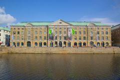 Europe, Scandinavia, Sweden, Gothenburg, Museum Royalty Free Stock Photography