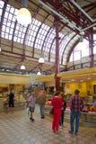 Europe, Scandinavia, Sweden, Gothenburg, Saluhallen, Market Hall Interior Royalty Free Stock Photos