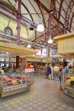 Europe, Scandinavia, Sweden, Gothenburg, Saluhallen, Market Hall Interior Stock Photos